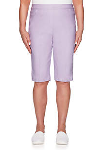 Alfred Dunner Allure Bermuda Shorts
