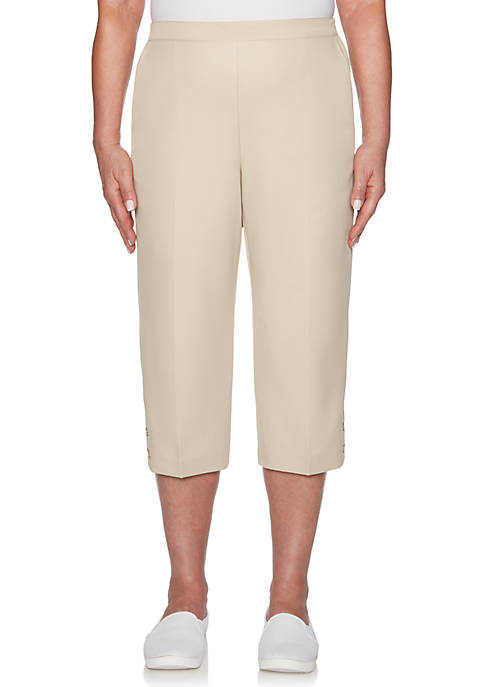 Alfred Dunner Martinique Capris