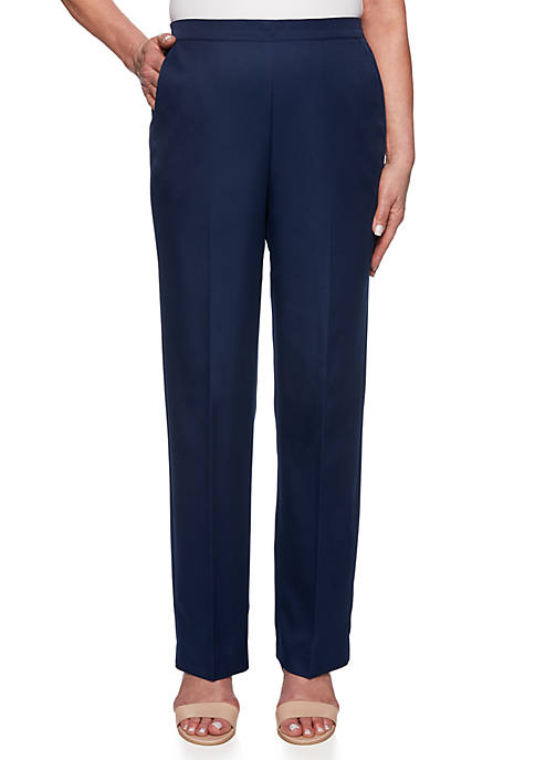 In the Navy Proportioned Medium Pants