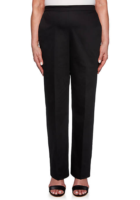 Alfred Dunner Cayman Islands Proportioned Medium Pants