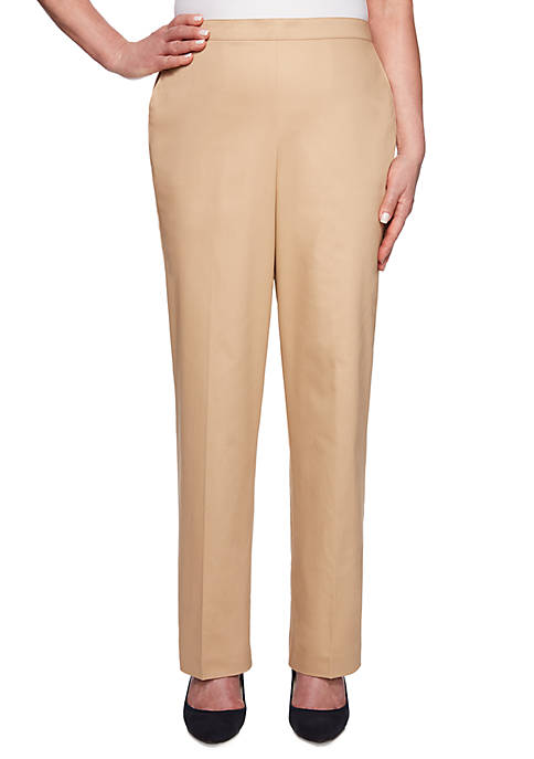 Petite Street Smart Proportioned Pants - Short