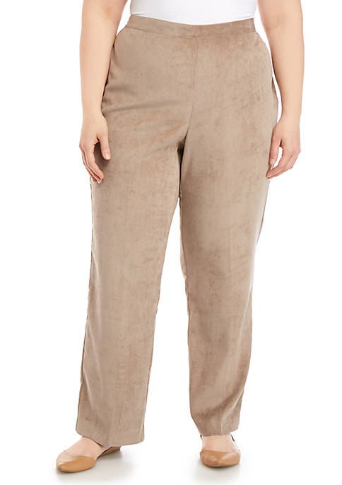 Plus Size First Farost Proportioned Medium Corduroy Pants
