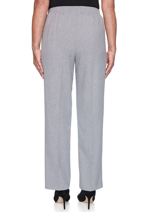 Womens Riverside Drive Proportion Pants- Medium Length