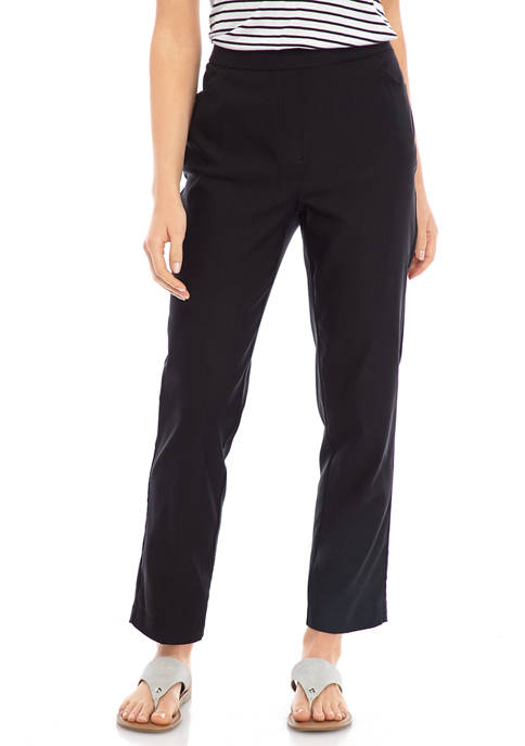 Alfred Dunner Petite Proportioned Short Pants