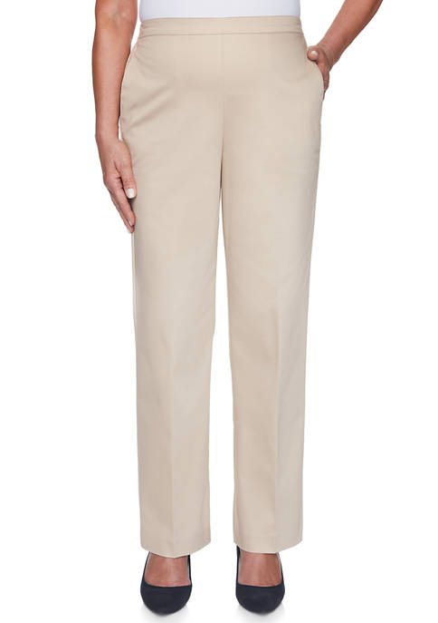 Petite Cottage Charms Proportioned Medium Pants