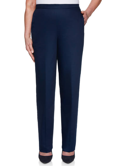 Petite Easy Street Proportioned Average Pants