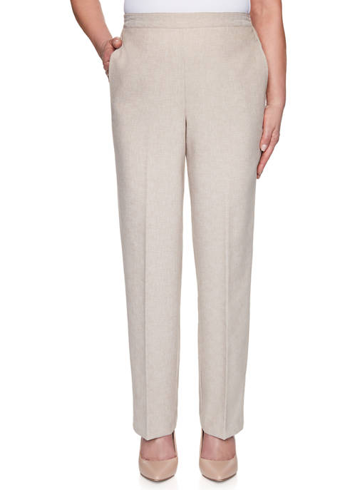 Alfred Dunner Womens Nantucket Proportioned Short Pants