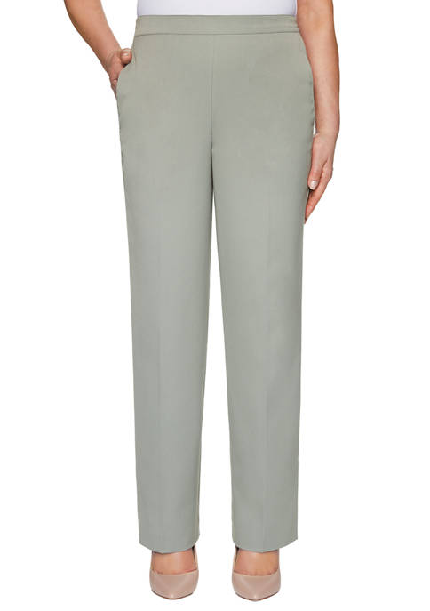 Alfred Dunner Petite Chesapeake Bay Short Pants