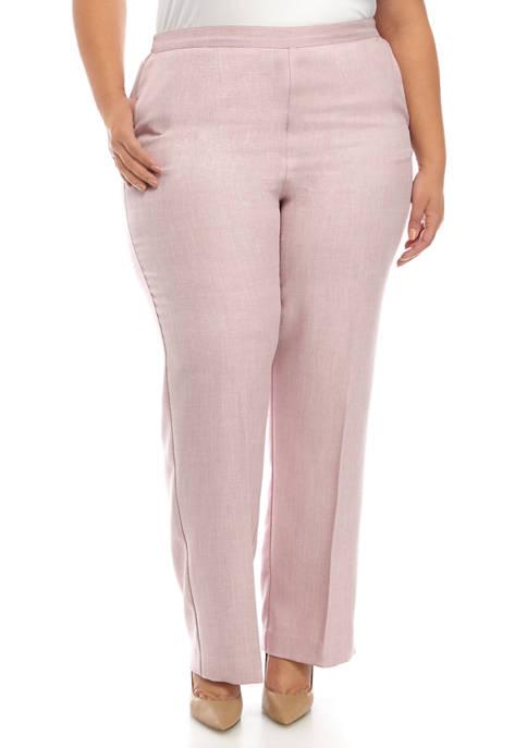 Plus Size Proportioned Short Pants