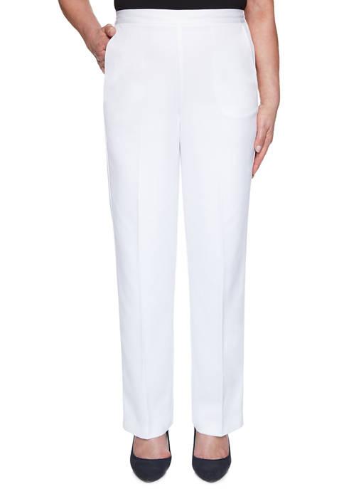 Womens Ship Shape Proportioned Short Pants