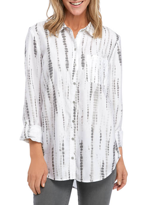 Womens Boyfriend Shirt