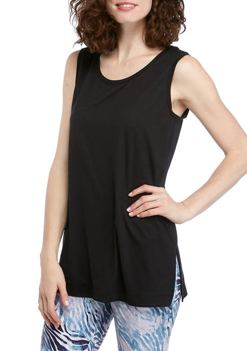 New Directions® Womens Core Yummy Tank Top