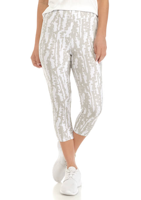 New Directions® Womens 25 Inch Yoga Pant Leg