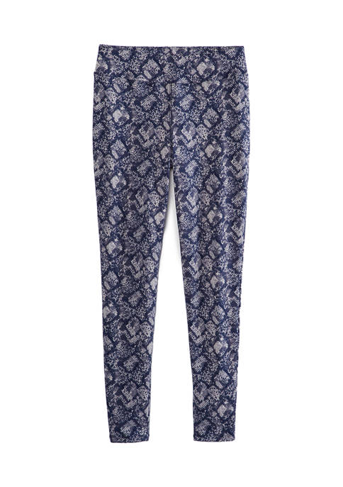 New Directions® Womens Studio Yummy Printed Leggings