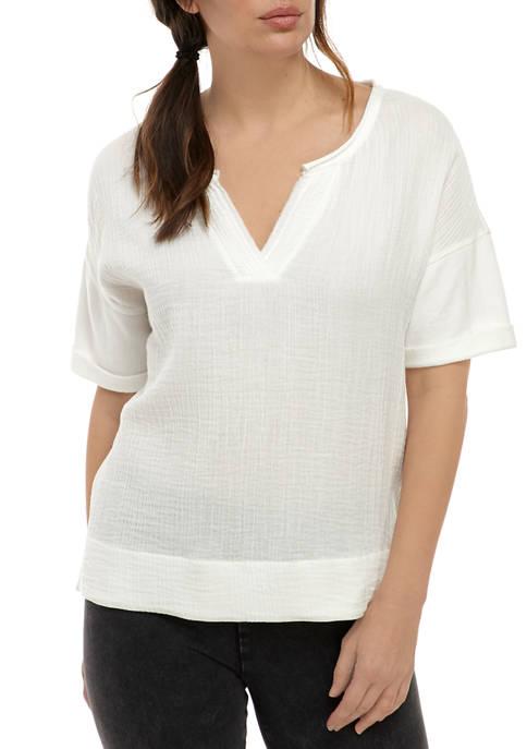 Womens Short Sleeve Shirt