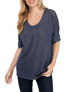 Elbow Sleeve T-Shirt