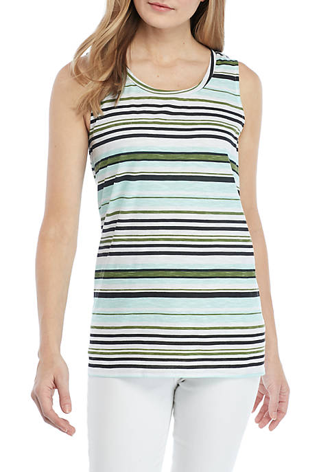 New Directions® Striped Swing Tank