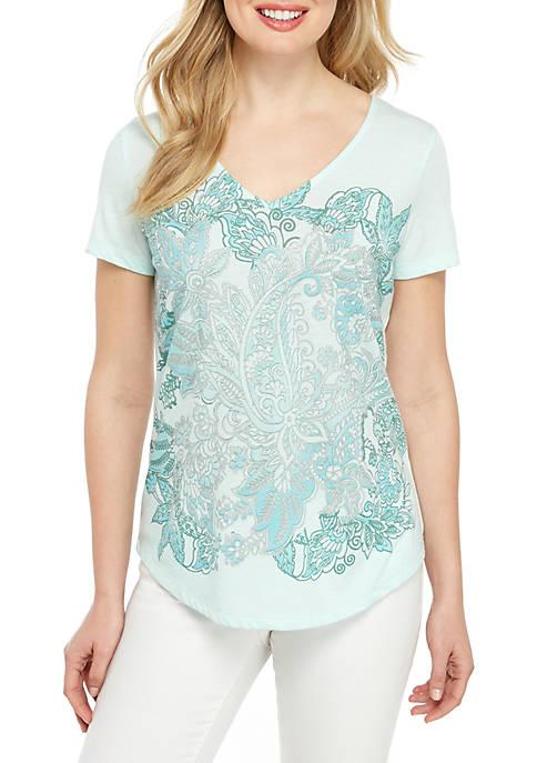 Short Sleeve Graphic T Shirt