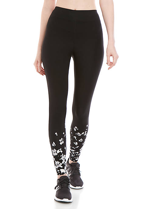 New Directions® Womens Studio Printed Leggings