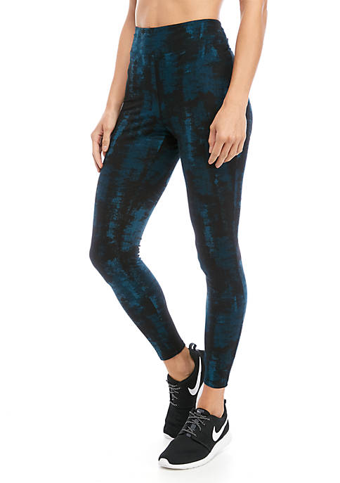 New Directions® Womens 27 Inch Yummy Printed Leggings