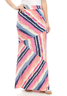 New Directions® Pull On Maxi Skirt