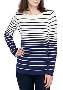 Dolman Stripe Sweater