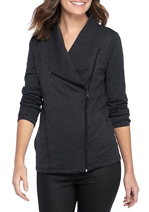 Front Side Zip Jacket