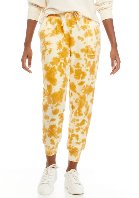 New Directions® Studio Womens Tie Dye Jogger Pants