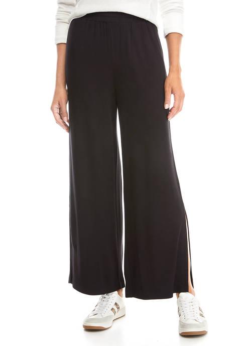 New Directions® Studio Womens Wide Leg Pants