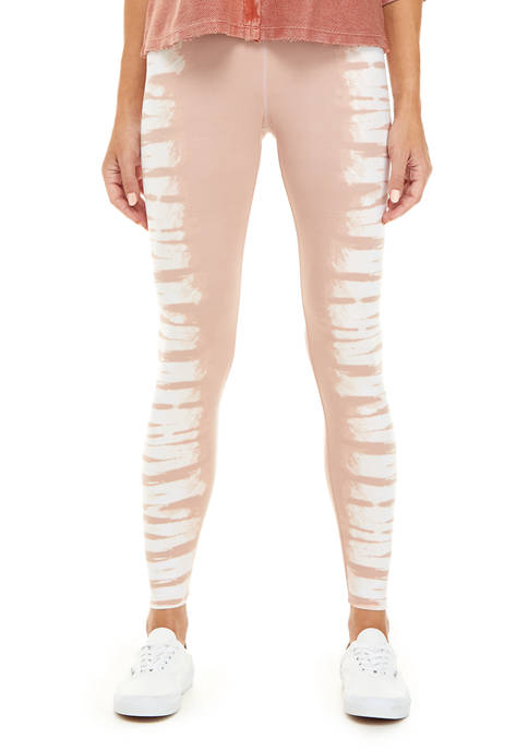 New Directions® Studio Womens Yummy Printed Leggings