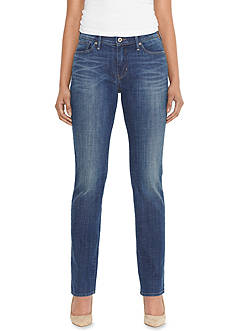 Levi's® 525 Perfect Waist Straight Jean Moody Blue
