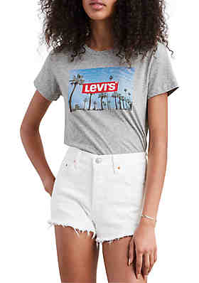 b965b17be7a Levi's® The Perfect Graphic Sky T Shirt ...