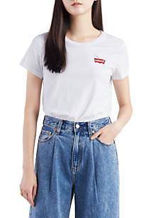 ad44c7f299 ... Levi s® The Perfect Tee Peanuts Chest- White