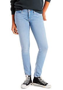 711 Skinny Jeans Totem Blue