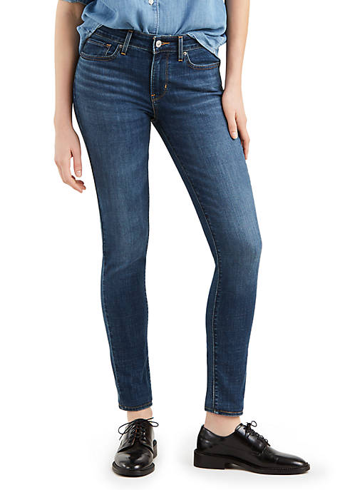 Levi's® 711 Skinny Jeans 401 Astro Indigo