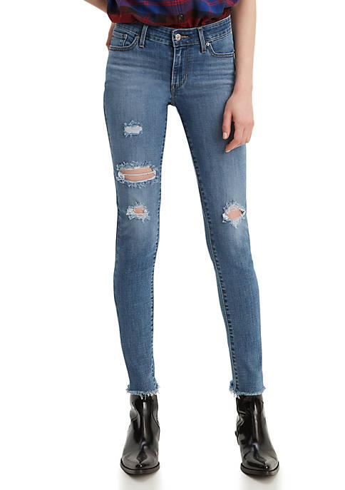 711 Skinny Hawaii Jeans