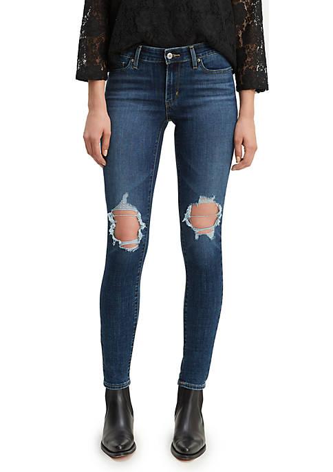 Levi's® 711 Skinny Maui Breeze Denim Jeans