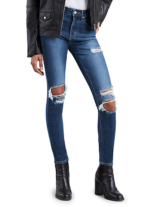 Levi's® 721 High Rise Skinny Manic Monday Jeans