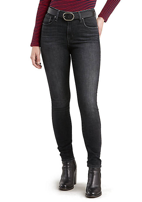 Levi's® 721 High Rise Steady Rock Skinny Jeans