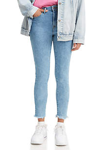 Levi's® 721 High Rise Sapphire Mist Skinny Jeans