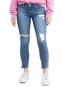 Levi's® 711 Skinny Ankle All or Nothing Jeans