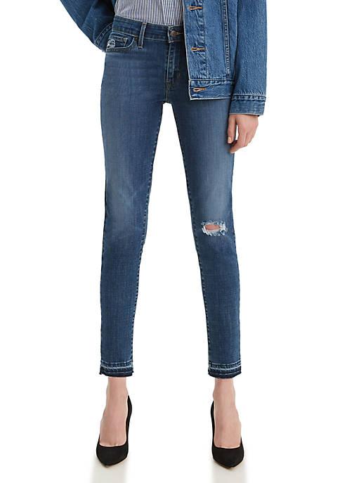 Levi's® 711 Skinny Ankle Maui Indigo Jeans