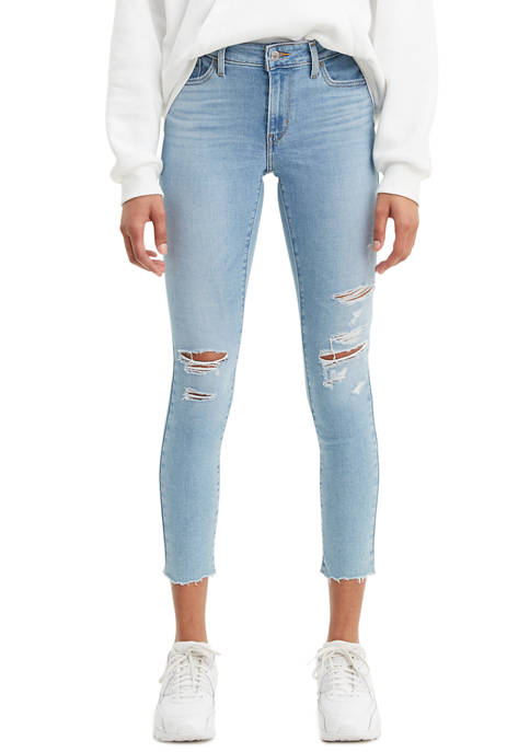 Levi's® Skinny Ankle Sapphire Sound Jeans