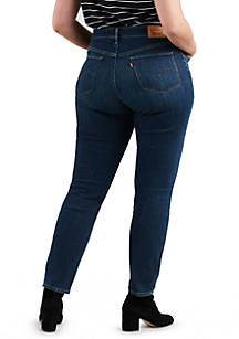 a59f3113a4301 Levi s® Plus Size Shaping Skinny Footloose Jeans