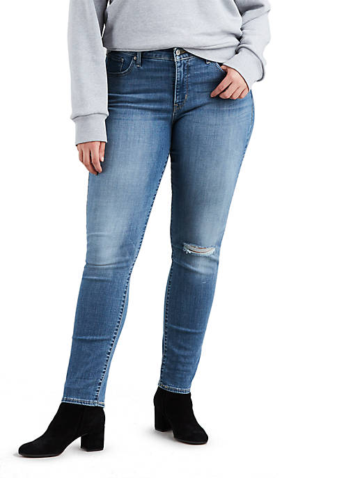 Levi's® Plus Size 311 Heathers Shaping Skinny Jeans