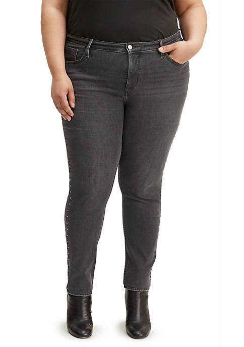 Levi's® 311 Plus Size Shaping Skinny Saguaro Jeans