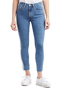 High Rise Skinny Ankle Wear Me Out Jeans