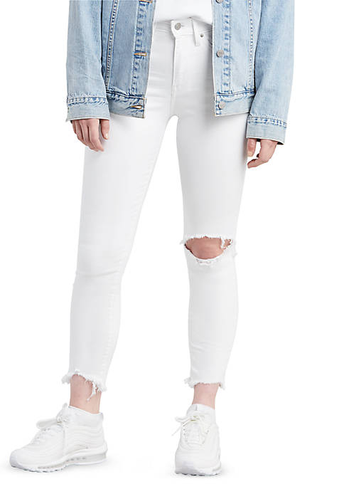 721 High-Rise Skinny Ankle Jeans Culture Corner