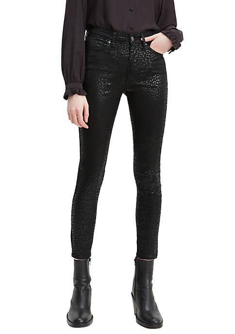 Levi's® 721 Hi Rise Skinny Ankle Jeans