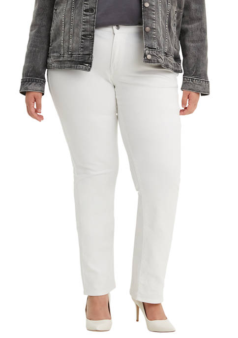 Levi's® Plus Size Classic Straight Simply Jeans